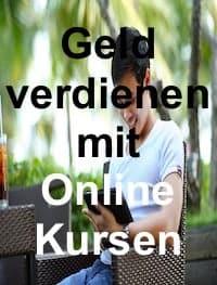Geld verdienen mit Onlinekursen
