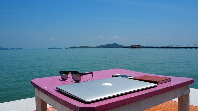 remote job home office