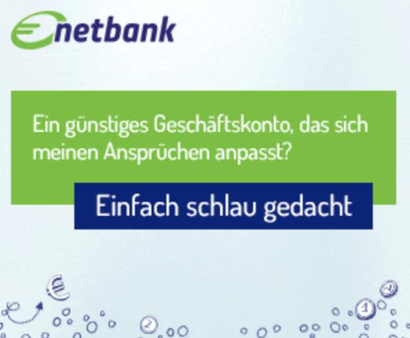 Geschäftskonto kostenlos netbank